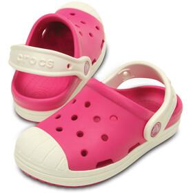 Crocs Bump It Clogs Kids Candy Pink/Oyster